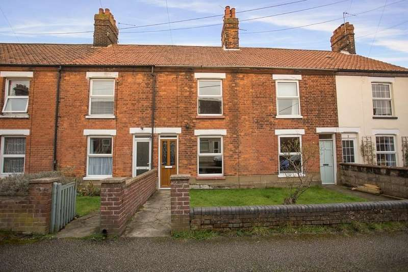 3 Bedrooms Terraced House for sale in Kitchener Road, Melton Constable