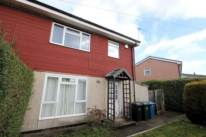 3 Bedrooms Semi Detached House for sale in St Marys Crescent, East Leake