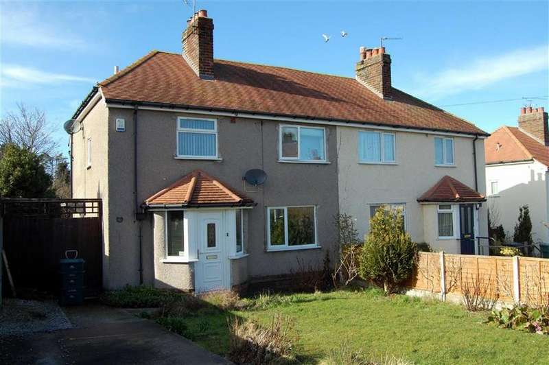 3 Bedrooms Semi Detached House for sale in Church Road, Rhos On Sea, Colwyn Bay