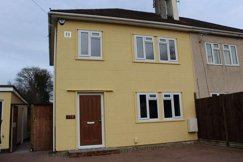 3 Bedrooms Semi Detached House for sale in Waterloo Road, Wokingham, Berkshire, RG40 2JN