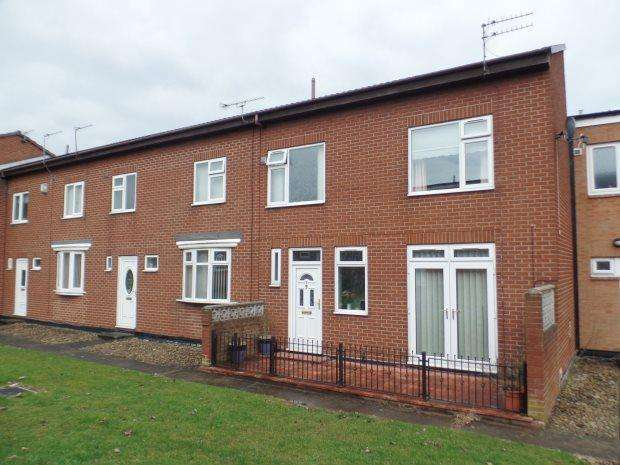 3 Bedrooms Terraced House for sale in HAMPSHIRE PLACE, PETERLEE, PETERLEE