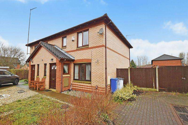 3 Bedrooms Semi Detached House for sale in Hobby Court, Runcorn