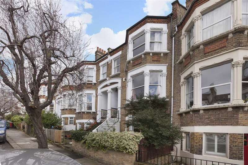 2 Bedrooms Apartment Flat for sale in Tressillian Road, Brockley