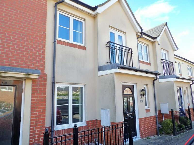 2 Bedrooms Property for sale in Baltic Court, Westoe Crown Village, South Shields, Tyne and Wear, NE33 3NT