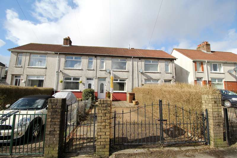 2 Bedrooms Terraced House for sale in Bedwellty Road, Cefn Fforest, Blackwood, NP12