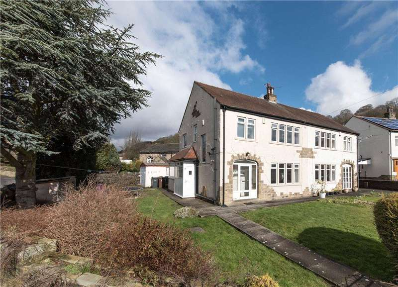 3 Bedrooms Semi Detached House for sale in Greenhill Drive, Micklethwaite, Bingley, West Yorkshire
