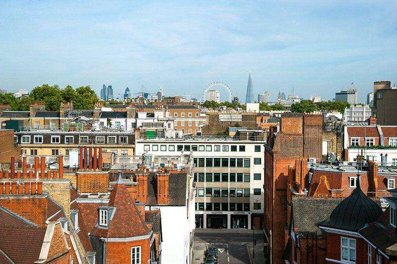 3 Bedrooms Penthouse Flat for sale in Hans Crescent, Knightsbridge, London, SW1X