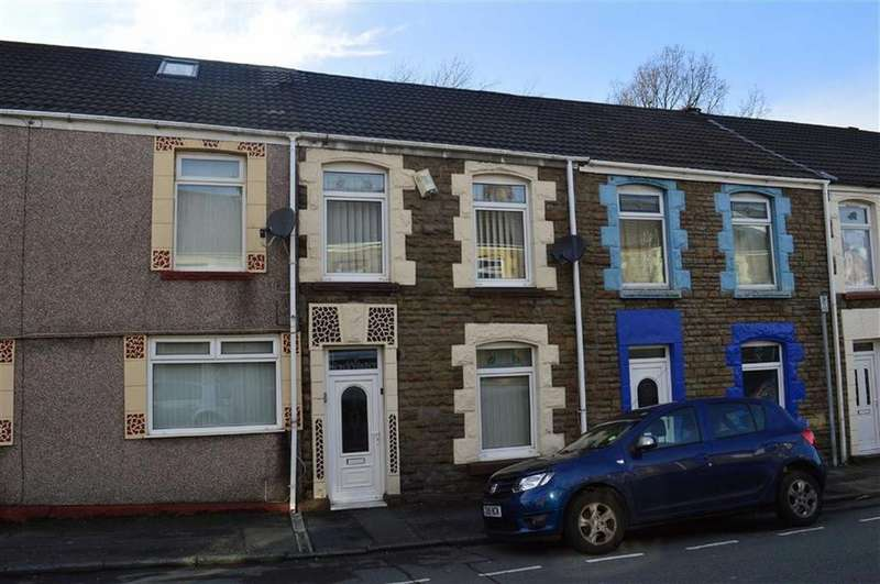3 Bedrooms Terraced House for sale in Pentre Treharne Road, Swansea, SA1