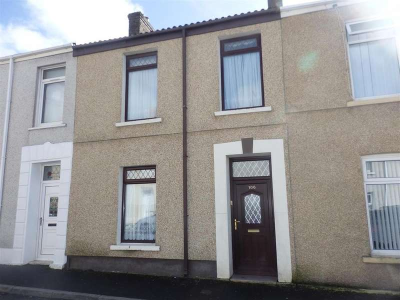 3 Bedrooms Terraced House for sale in Swansea Road, Llanelli