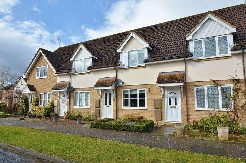 2 Bedrooms Terraced House for sale in Anxey Way, Haddenham