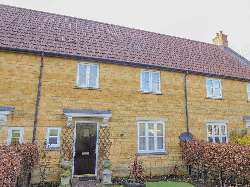 3 Bedrooms Terraced House for sale in Holly Lane, Shepton Mallet