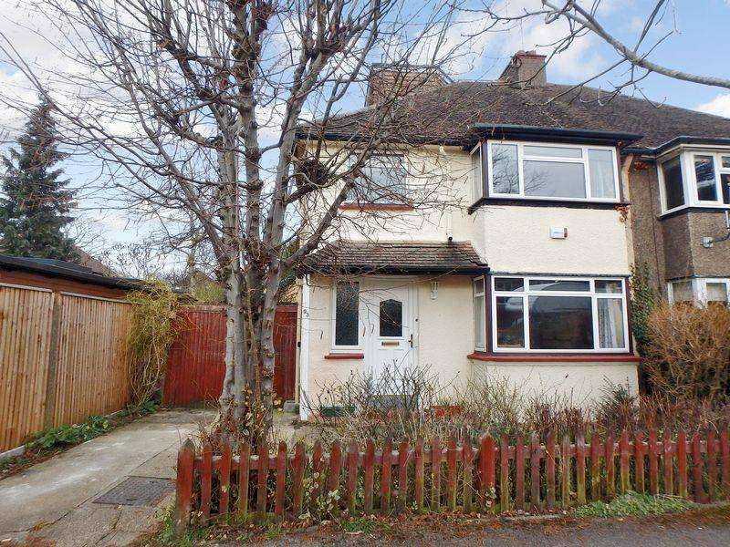 4 Bedrooms Semi Detached House for sale in Albert Road, Epsom