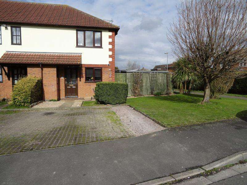 2 Bedrooms Terraced House for sale in St Annes Way, Spalding