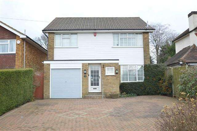 3 Bedrooms Detached House for sale in Marlpit Lane, Coulsdon
