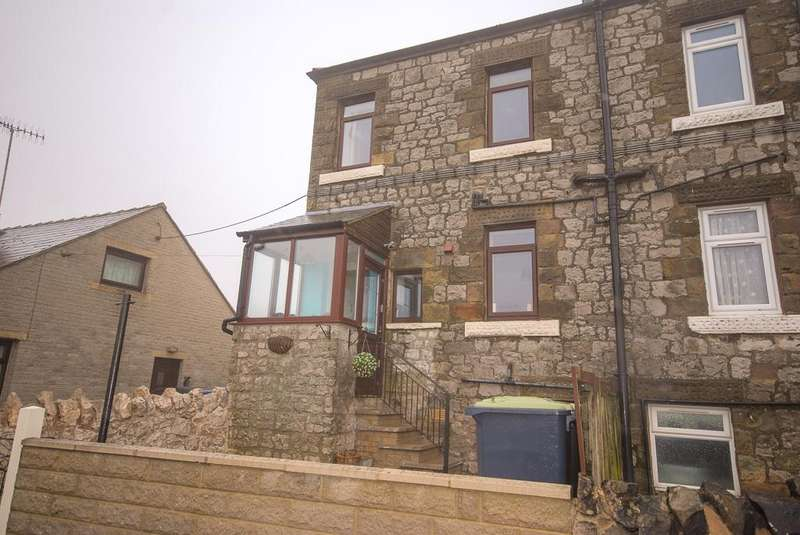 3 Bedrooms End Of Terrace House for sale in Highfields, Peak Dale
