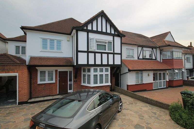 4 Bedrooms Property for rent in Allington Road, Hendon, London, NW4 3EA