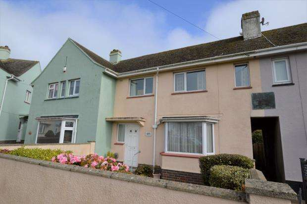 3 Bedrooms Terraced House for sale in Happaway Road, Torquay, Devon