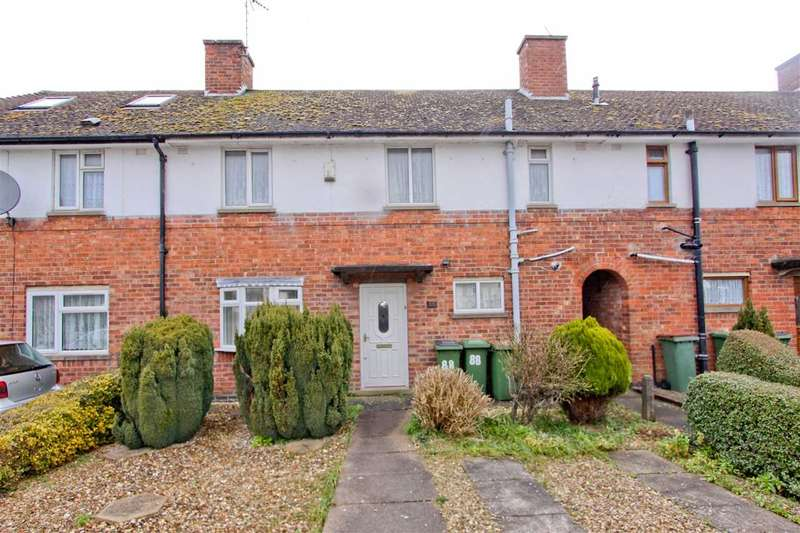 3 Bedrooms Terraced House for sale in Dominion Road, Glenfield, Leicester