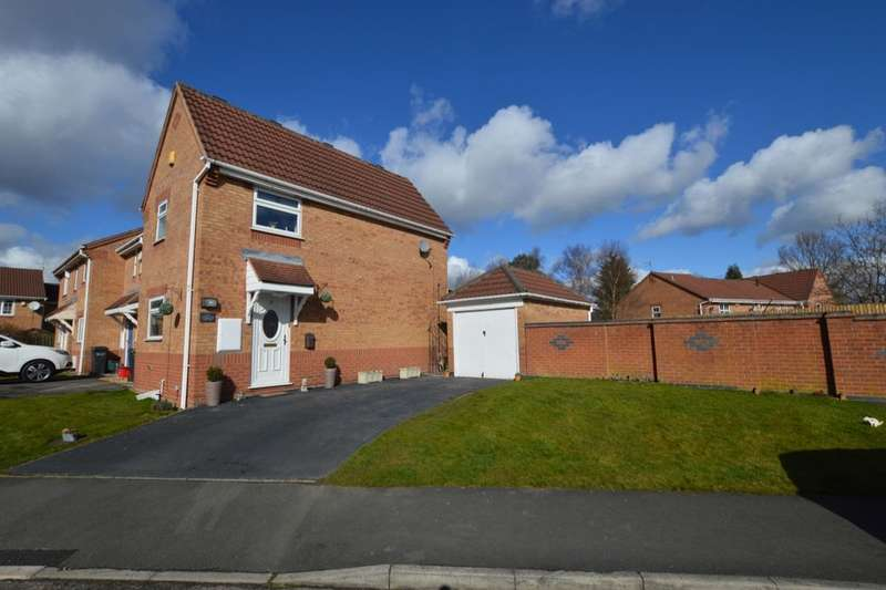 2 Bedrooms Terraced House for sale in Collingtree Avenue, Winsford, CW7