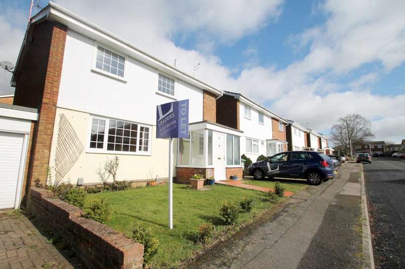 4 Bedrooms Detached House for rent in Flavian Close, St Albans
