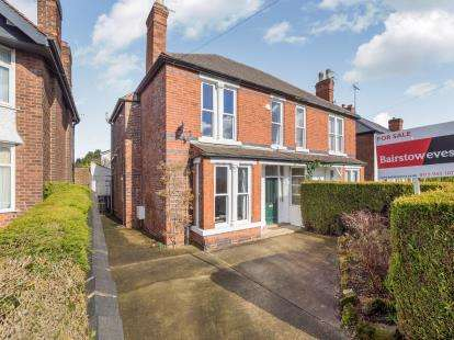 3 Bedrooms Semi Detached House for sale in Humber Road, Beeston, Nottingham
