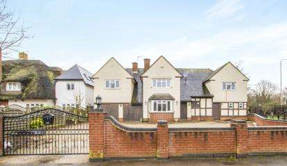 6 Bedrooms Detached House for sale in Glenfield Frith Drive, Glenfield, Leicester, Leicestershire