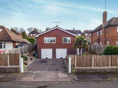 3 Bedrooms Detached House for sale in Parkside Gardens, Wollaton, Nottingham, Nottinghamshire