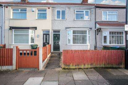 3 Bedrooms Terraced House for sale in Nunts Park Avenue, Holbrooks, Coventry, West Midlands