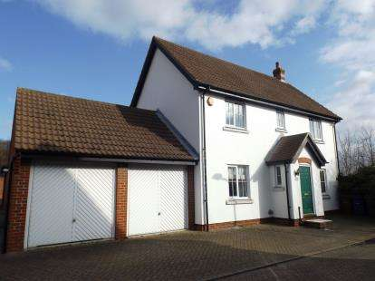 5 Bedrooms Detached House for sale in Chafford Hundred, Grays, Essex