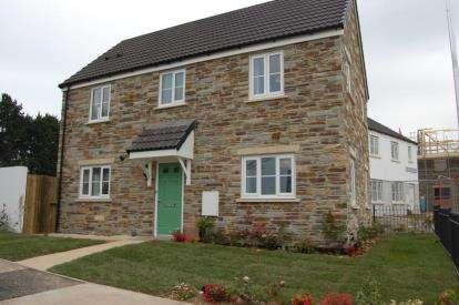 3 Bedrooms End Of Terrace House for sale in Dobwalls, Liskeard, Cornwall