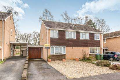 3 Bedrooms Semi Detached House for sale in Lordswood, Southampton, Hampshire