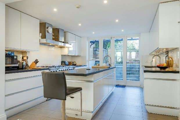 6 Bedrooms Unique Property for sale in Talbot Road, Highgate, N6