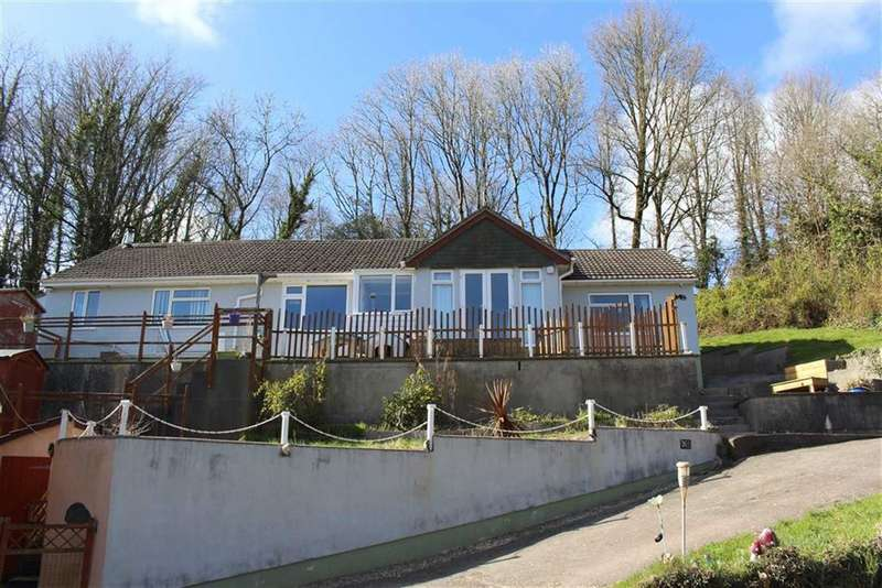 4 Bedrooms Detached Bungalow for sale in Golden Brake, Pembroke