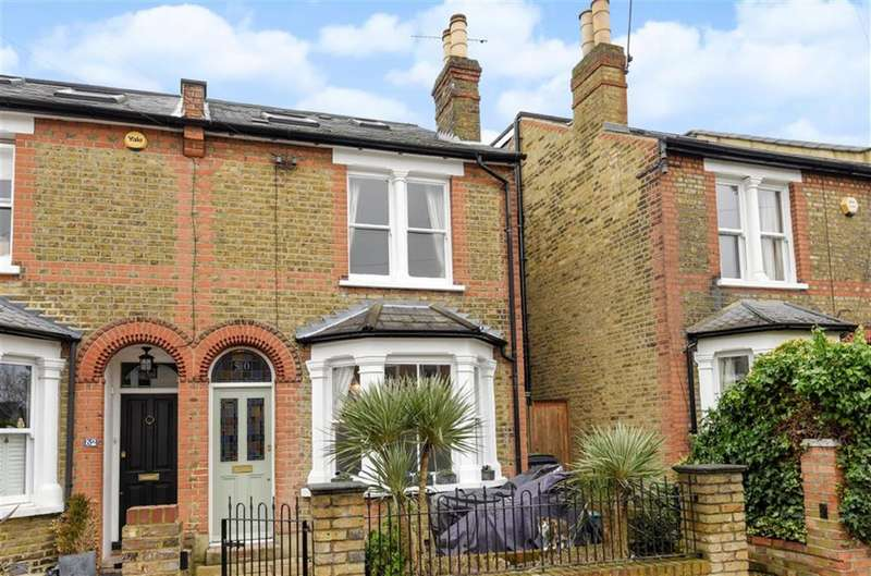 5 Bedrooms Semi Detached House for sale in Clifton Road, Kingston Upon Thames