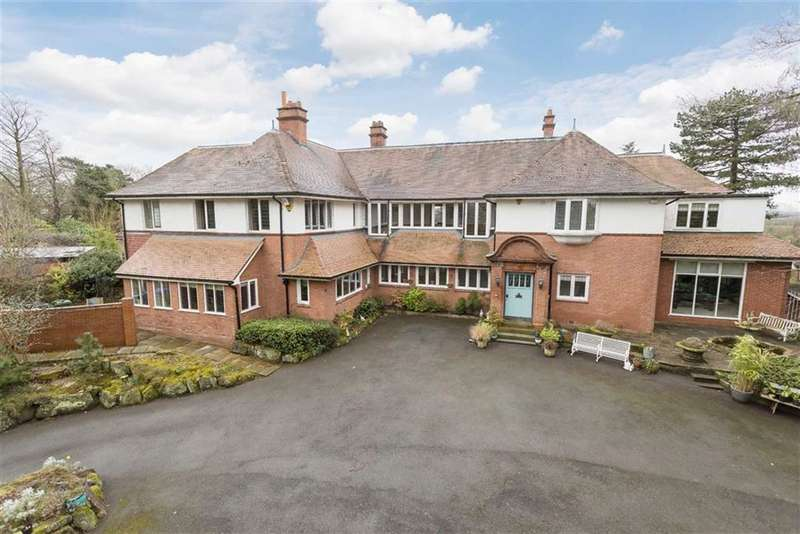 5 Bedrooms Detached House for sale in Rappax Road, Rappax Road, Hale