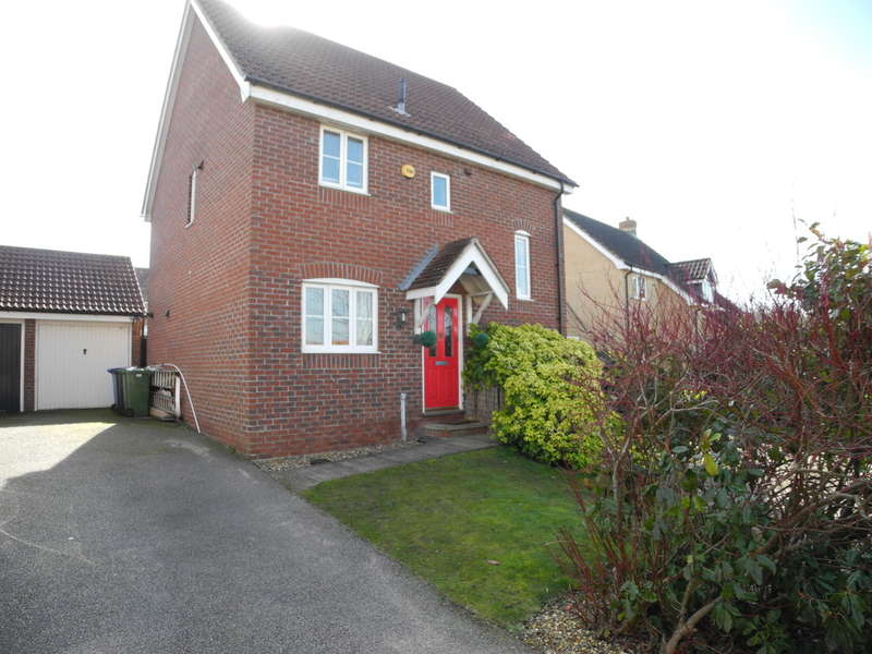 3 Bedrooms Detached House for sale in John Childs Way, Bungay