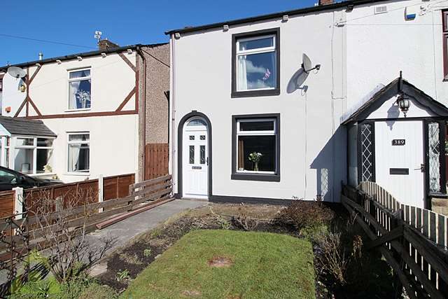 2 Bedrooms End Of Terrace House for sale in Manchester Road, Westhoughton, BL5