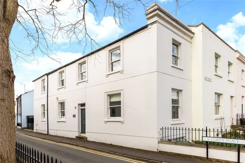 4 Bedrooms Semi Detached House for sale in St Lukes Place, Cheltenham, Gloucestershire, GL53