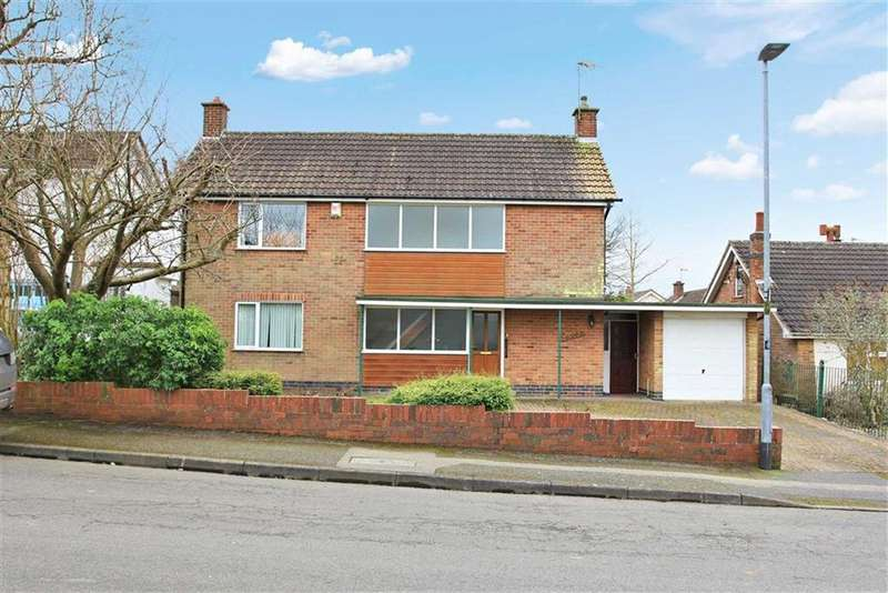 4 Bedrooms Detached House for sale in Uppingham Road, Houghton On The Hill, Leicester
