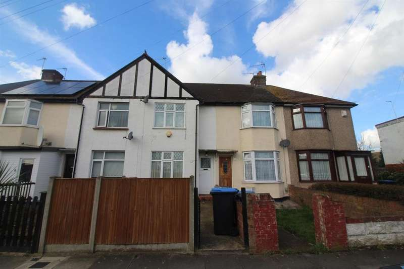 2 Bedrooms Terraced House for sale in Greenwood Avenue, Enfield