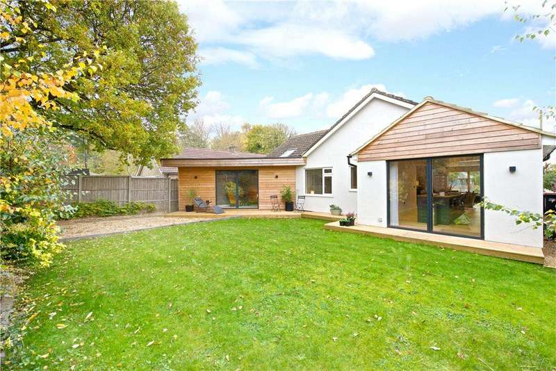 3 Bedrooms Detached Bungalow for sale in High Street, Harrold, Bedfordshire