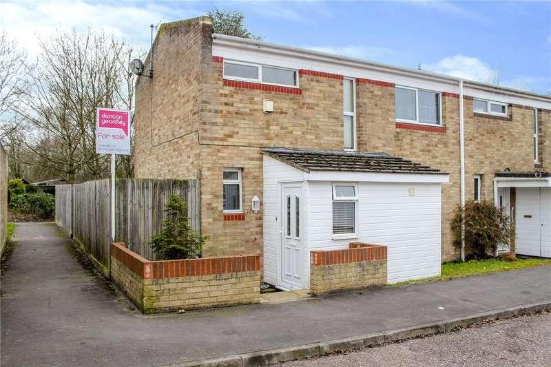 3 Bedrooms Terraced House for sale in Welbeck, Bracknell, Berkshire, RG12