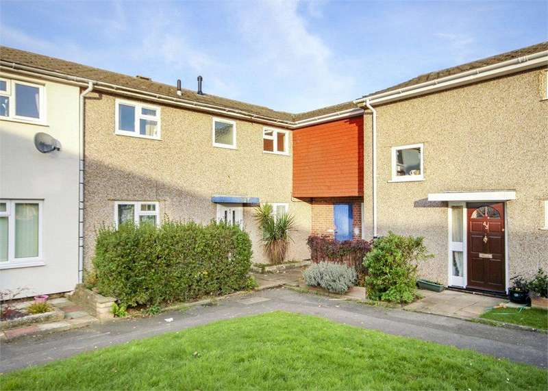 4 Bedrooms End Of Terrace House for sale in Keldholme, Bracknell, RG12