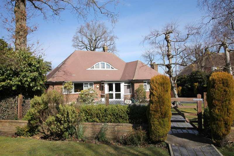 3 Bedrooms Detached Bungalow for sale in Pinewoods, Bexhill-On-Sea