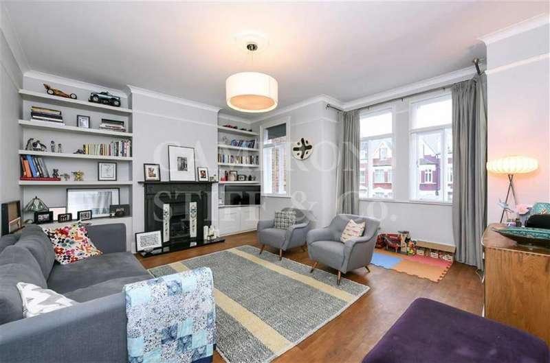 4 Bedrooms Flat for sale in Chichele Road, Cricklewood, London, NW2