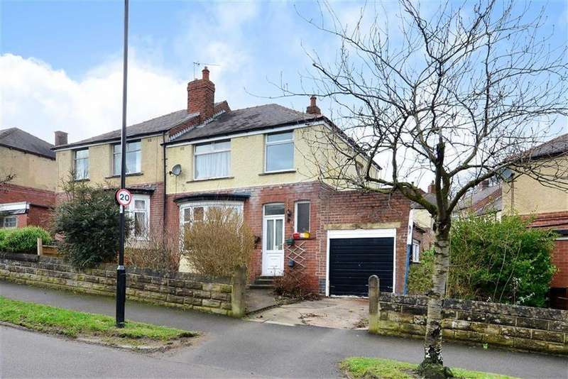 3 Bedrooms Semi Detached House for sale in 12, Greystones Grange Road, Sheffield, S11