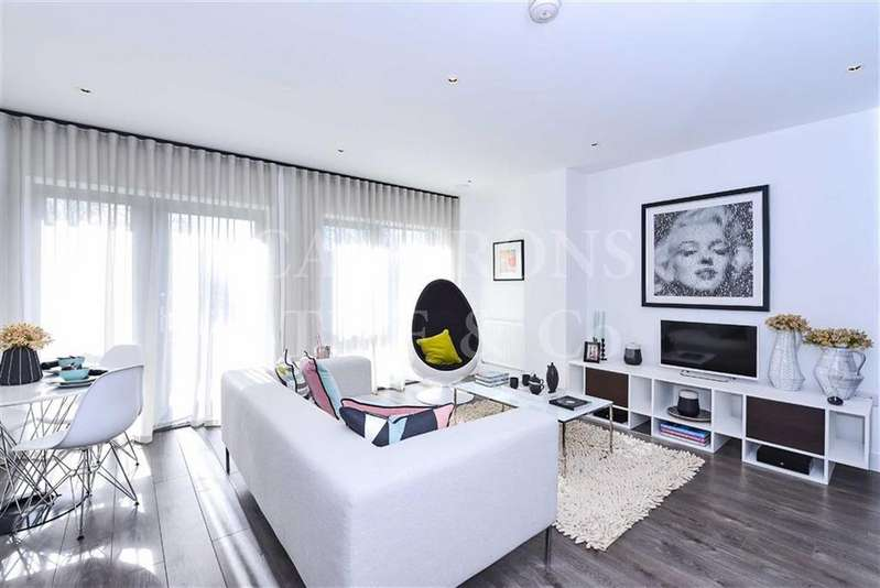 1 Bedroom Apartment Flat for sale in Morgan Place, Neasden Lane, Willesden, London, NW10