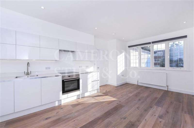 2 Bedrooms Apartment Flat for sale in Teignmouth Road, Mapesbury Conservation Area, London, NW2