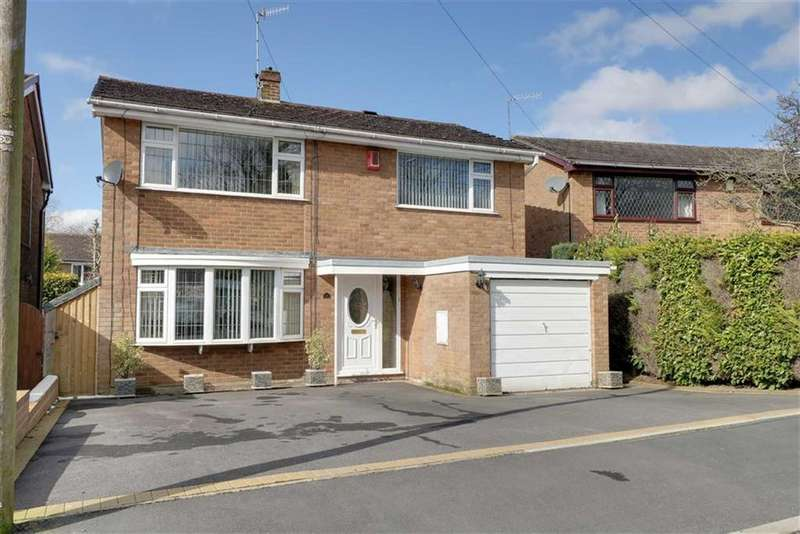 4 Bedrooms Detached House for sale in Abingdon Way, Trentham, Stoke-on-Trent