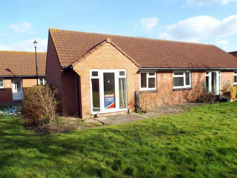 2 Bedrooms Semi Detached Bungalow for sale in Monks Way, Burnham-on-Sea